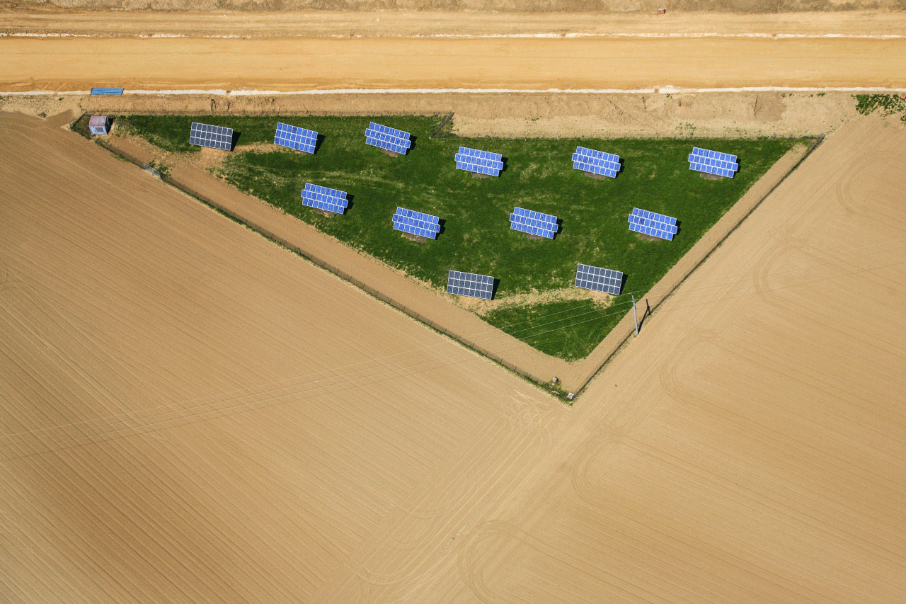 letsbuildahome-fr:  Green Energy Triangle by Klaus Leidorf aka Aerial Photography