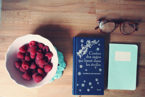 felisque:  sunday treats by NoeudRose on Flickr.