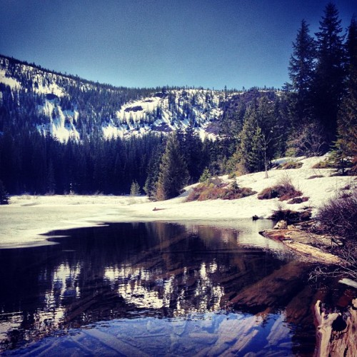Mirror Lake. #oregon #pnw