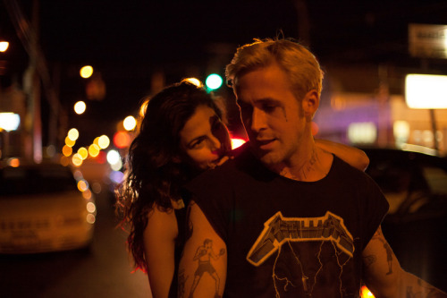 The Place Beyond the Pines left me speechless. Go see it.