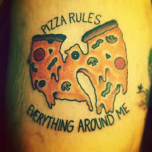 misterprick:  I want pizza.