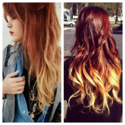 anchorsandwonderland:  dying my hair one of these after I graduate…I can't decide.