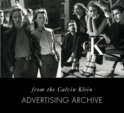 ck Calvin Klein, 1998.  Carolyn Murphy, Kate Moss.  From the Calvin Klein Advertising Archive.  Photo © Steven Meisel