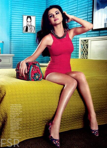 Selena Gomez - This @selenagomez photo from IN STYLE shoot is stunning. Sister Support. Pre-Order #D