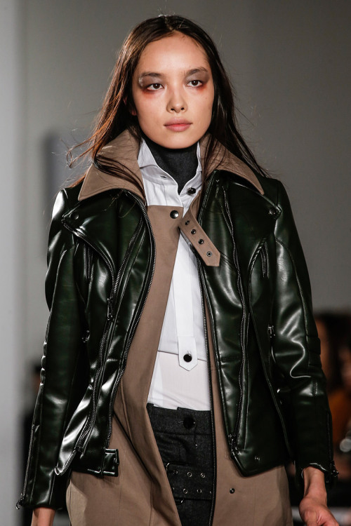 Obviously…two coats. Altuzarra Fall 2013 look 14.