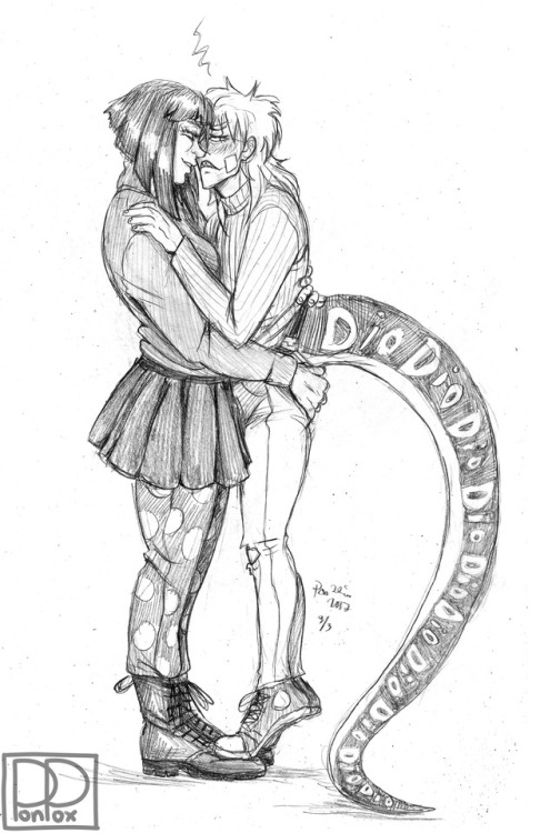 dinopants hotpants diego brando jjba Steel Ball Run sbr jojos bizarre adventure my art sketches