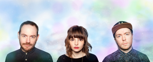 chvrches. I'm really sad that the full Chvrches album may not be out until this fall.   View Post