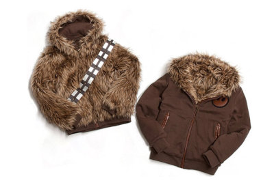 Unleash your inner Wookiee.