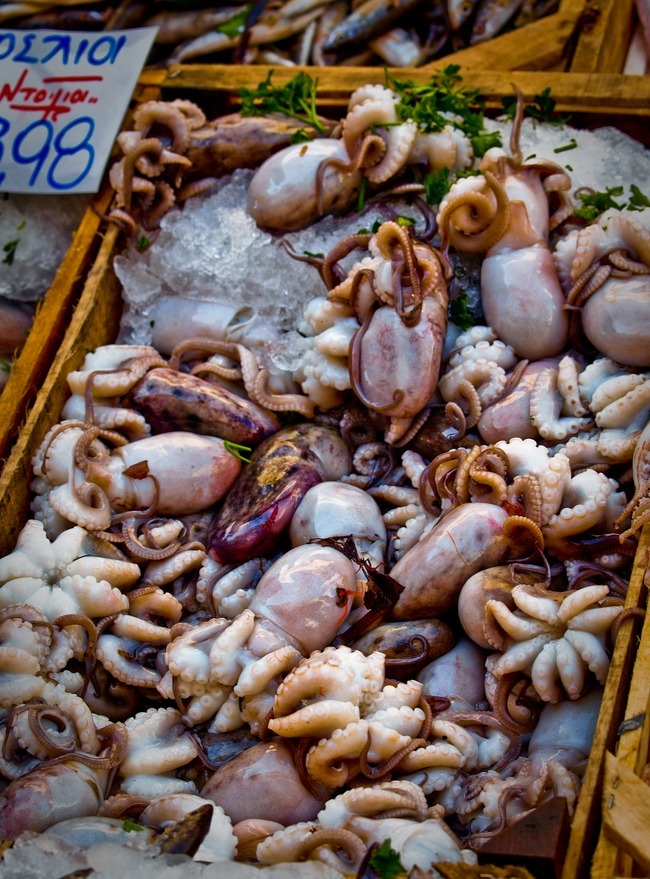 (via Eating Octopus in Athens, Greece | AFAR.com)