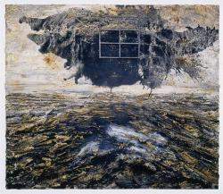 i12bent:  Anselm Kiefer: Aschenblume, 2004 - oil, acrylic and emulsion on canvas (private collection)