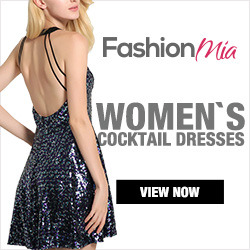 Fashionmia Women's Cocktail Dresses