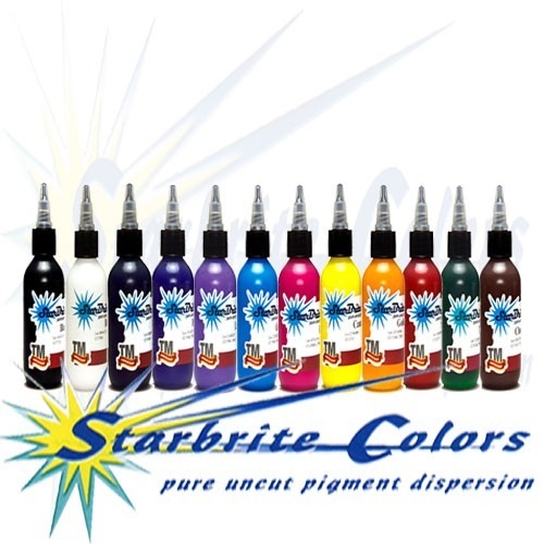Starbrite Tattoo Ink – Why It Might Be Your New Best FriendFor more than twenty years, Starbrite Tattoo Inkhas been one of the best-selling and most…View Post