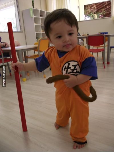 lulz-time:  nattynw: For my child's first halloween, this costume.  Via/Follow The Absolute Greatest Posts…ever.