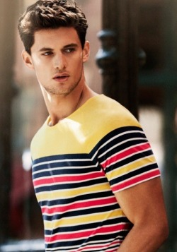 stylelover:  Garrett Neff for H&M spring 2013