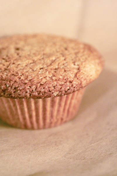 what's for dessert? // stress muffins! by dothezonk on Flickr.