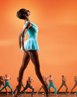 whatyouarecapableof:  Dance Theatre Of Harlem (image from their facebook page)