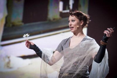 laughingsquid:  Amanda Palmer's TED Talk – The Art of Asking