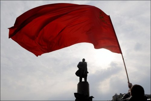 redflagflying:  Keep the red flag flying!