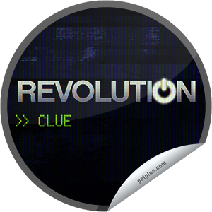 I just unlocked the Revolution: Clue sticker on GetGlue                      7531 others have also unlocked the Revolution: Clue sticker on GetGlue.com                  What happened to Nora? Thanks for tuning in to Revolution tonight! Keep watching on Mondays at 10/9c on NBC! Share this one proudly. It's from our friends at NBC.
