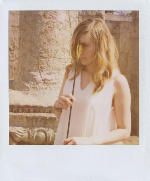 carocleank:  Greta Gerwig in Band of Outsiders.