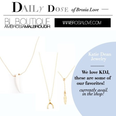 Katie Dean jewelry now available at @blboutique by @brosiaaa #jewelry #ootd #lotd #fashion