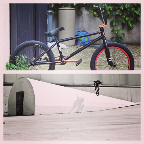 Check out a bike check with Subrosa rider Joris Coulomb's new Noster! @jorisco #subrosabrand