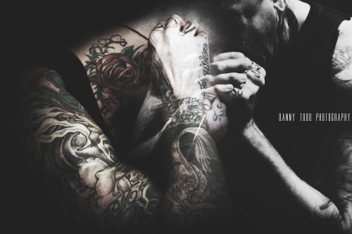 Austin Carlile - Photo's/edited By: Danny Todd