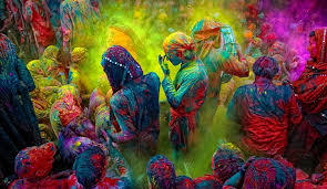 Forgot to put this up for Holi Day