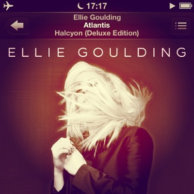 Where did you go? #elliegoulding #halcyon #atlantis #music #samenumbers #ellie #goulding #figure8