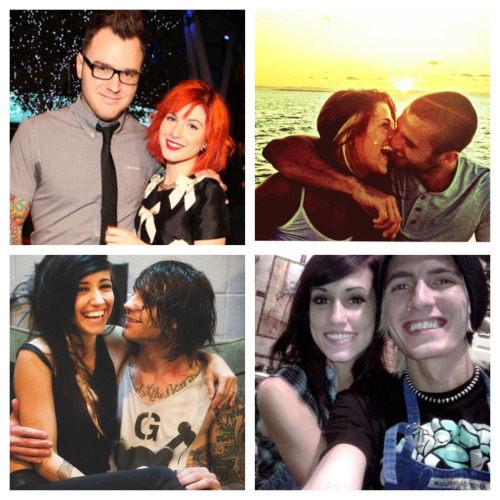 Who is your favorite rock star couple?