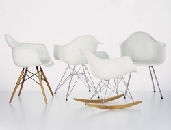 Charles y Ray Eames chairs