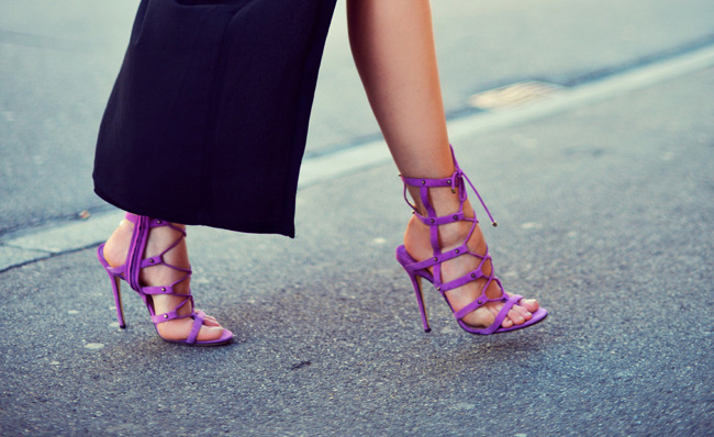 shoplucky21:  Tie-Up Heels