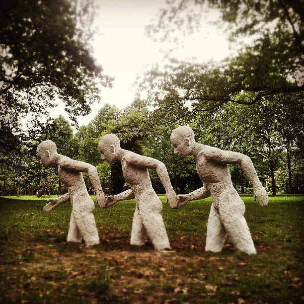 I can't dance (at Schlosspark Stammheim)