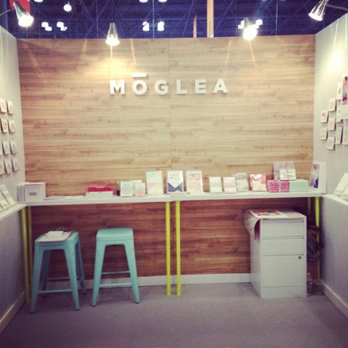 The booth! Come say hello at 2055. #nss #nss2013