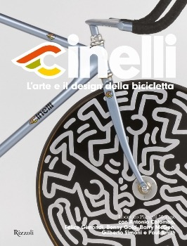 bookpickings:  Cinelli: The Art and Design of the Bicycle  Lodovico Pignatti Morano  A visual history of how Italian designer Cino Cinelli shaped the standards for modern cycling.