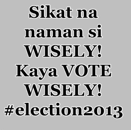#election2013 #election #politics