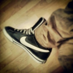#dirty #old #nikes