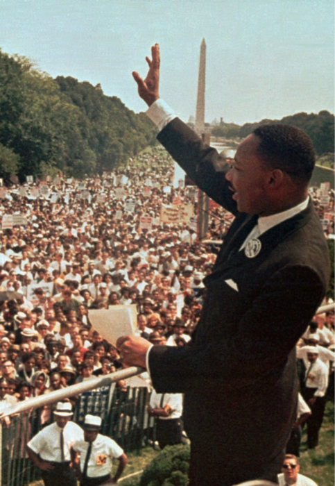 lifethrumaeyes:  Happy Birthday Martin Luther King.