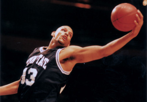 People Who Studied Abroad #571:John Amaechi, professional basketball player  From: United Kingdom  Studied: He moved to the United States to play high school basketball in Toledo, Ohio.  He then attended Vanderbilt University before transferring to Penn State University, where he graduated with a degree in psychology.