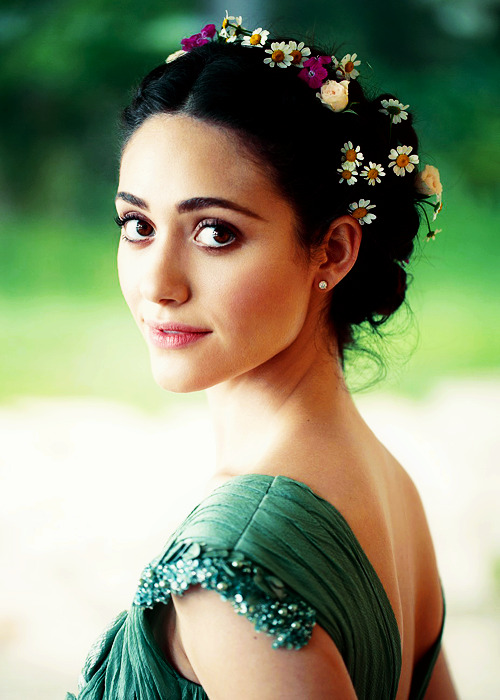 Emmy Rossum in People Magazine's Most Beautiful 2013