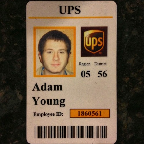 adamyoungofficial:  Found one of my old prison photos…