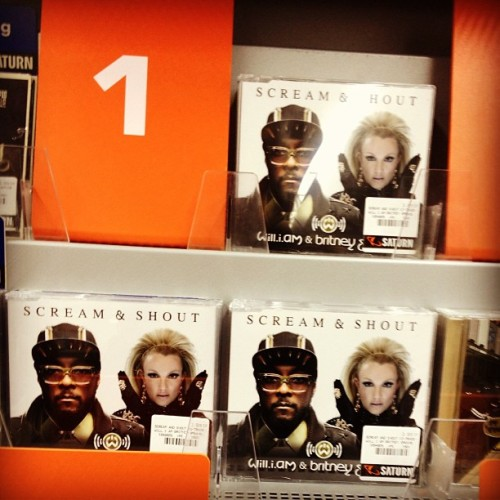 """Scream & Shout"" is a huge success in Germany. It's been #1 on the German Single Charts for 7 weeks now! Britney's hadn't had a #1 single there since ""Lucky"", which was released 2000. Other than that the show ""Germany's Next Topmodel"" now confirmed that the smash hit will be used as the theme song for their new season!"