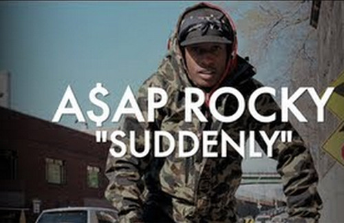 ASAP Rocky Suddenly Documentary Trailer@BLOWHIPHOPTV‎ Blow Hip Hop TVlets loose short trailer for their forthcoming documentary Suddenly,…View Post