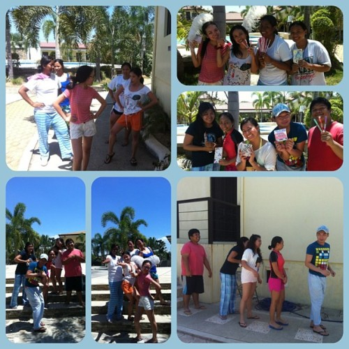 MMK Bonding in Pampanga :) #mmk #fun #games (at Pampanga)