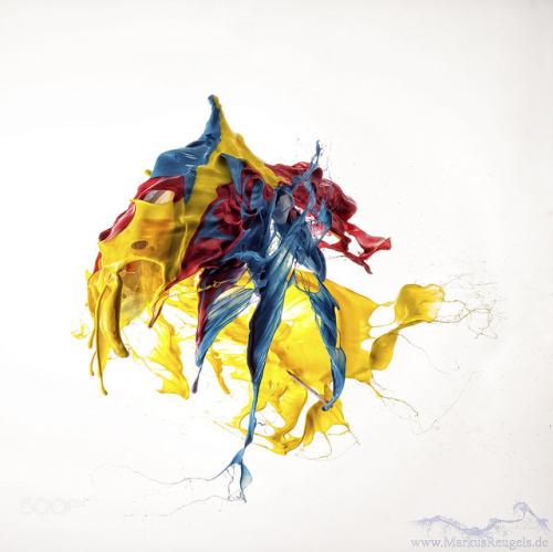 Color Explosion 4 by MarkusReugels