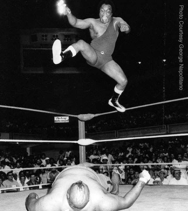 Shitloads Of Wrestling Abdullah The Butcher Vs Carlos Colon August 6th