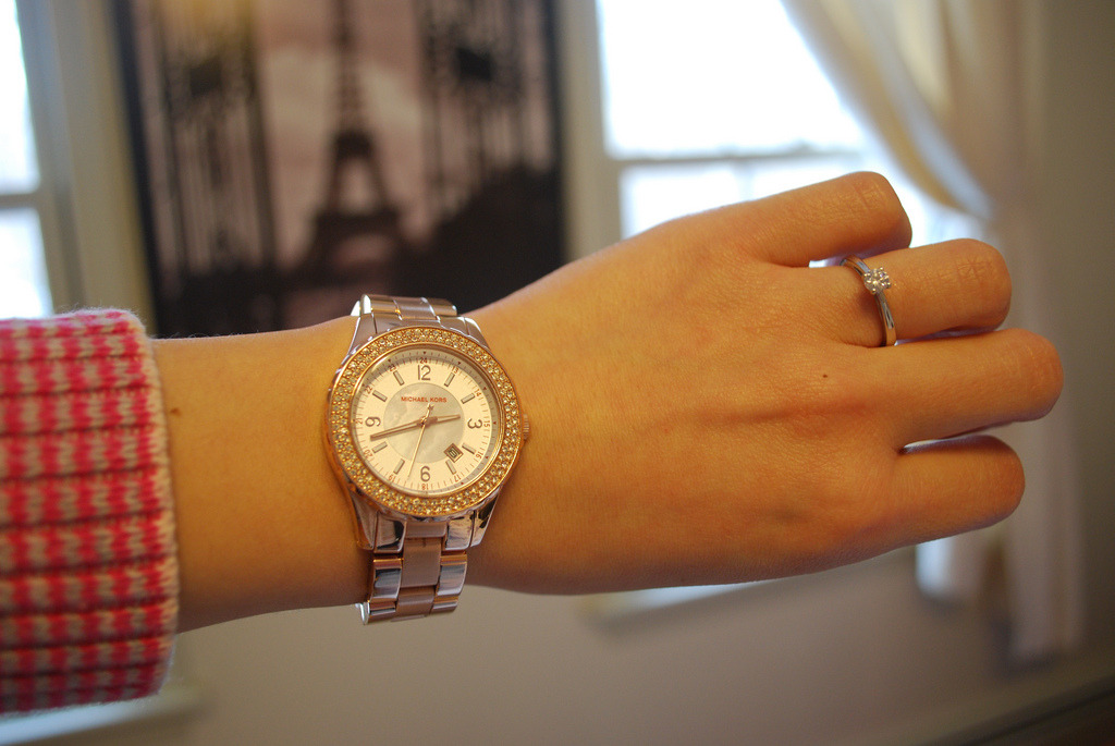 MK watch (by xoheathermariie)