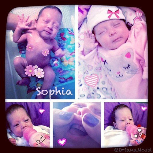 Domingo de Sophie 💞👑 #love #amor #baby #babygirl #cute #chubby #daddy #family #happy #igersvenezuela #isabella #mommy #mossi #newborn #snow #sophia #venezuela #photooftheday