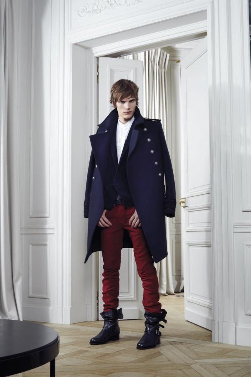mensfashionworld:  Balmain Fall/Winter 2012