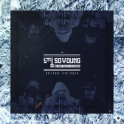 "UGLY DUCK, ZICO & CRUSH ""느낌 SO YOUNG (될 대로 되라고 해 RMX)"" COVER_ARTWORK. (2013)*Tool : Adobe Photoshop & After Effect CS 3"